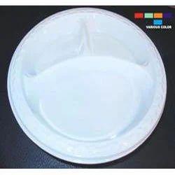 3 Compartment Plastic Plate  sc 1 st  IndiaMART & 3 Compartment Plastic Plate Plastic Plates | Jalandhar | Super Star ...