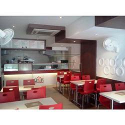 cafe interior design in delhi