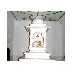 Marble Temple Small Marble Temple Exporter From Jaipur