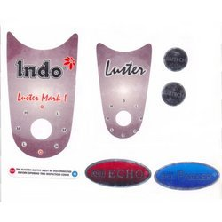 Digital,Screen Printing Stickers for Fans, Packaging Type: Box,Carton