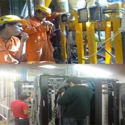 Instrument Electrician Training