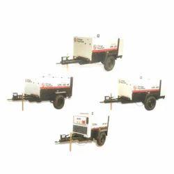 Hiring Of Portable Electric Air Compressors