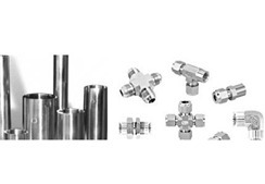 SS Tube and Fittings