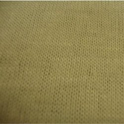 Poly Modal Grey Melange Fabric