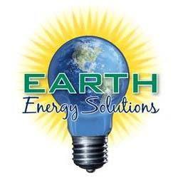 Earth Energy Solutions Logo Label