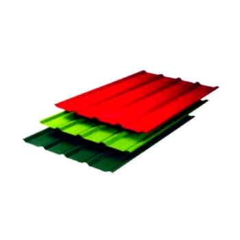 Roofing Sheets Trapezoidal High Rib Roofing Sheets