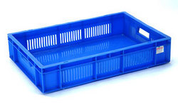 GSP-604120 Blue Plastic Crates