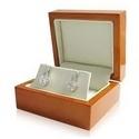 Wooden Earring Box