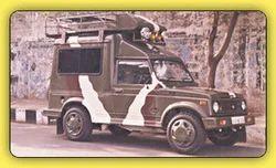 Radar Repair Van