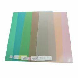 A/4 Plastic Folder