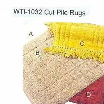 Cut Pile Rugs