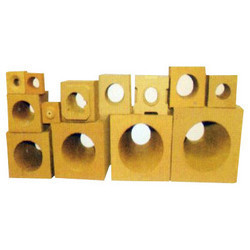 Burner Block Bricks