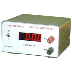 Digtal DC Panel Meter, Table Top