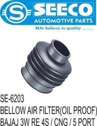 Bellow Air Filter
