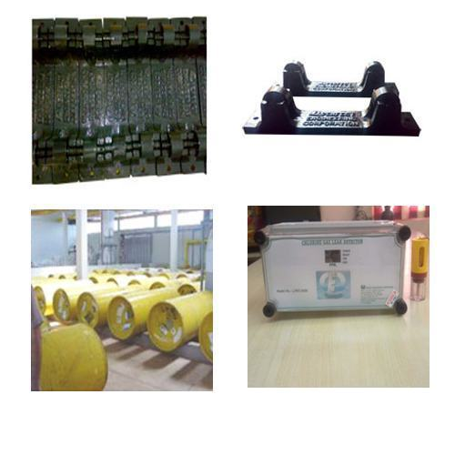 Turner Handling System, Trunnion Roller Supports