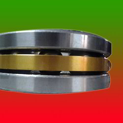NAF BRAND OF Thrust Ball Bearings With Brass & Steel Cages
