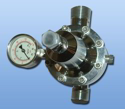High Flow & High Pressure Regulators