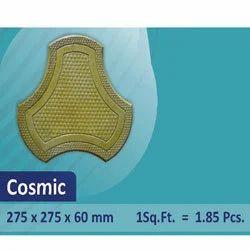 Cosmic Interlocking Paver Blocks - Path Cube Pavers & Concrete