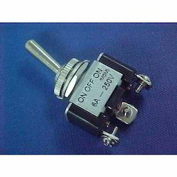 Toggle Switch Part Number