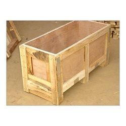 Plywood Storage Boxes