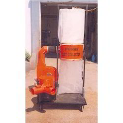 Mobile Dust Collector With Cyclone Seperator