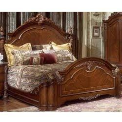 Wooden Beds Suryansh Real Estate Builders