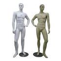 Fiber Glass Male Mannequins