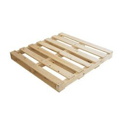 Euro Pallet Brown Two Way Pallets, For Industrial, Capacity: 60-70 Kg