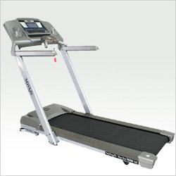 Light Commercial Motorized Treadmill with 3HP AC Motor