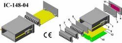 Plastic Panel Enclosure Din 96x48x110