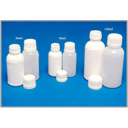 HDPE Bottles For Dry Syrup/Suspension