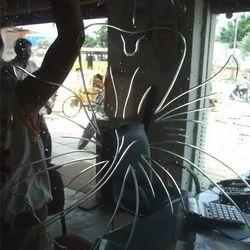 Designed architectural Glass