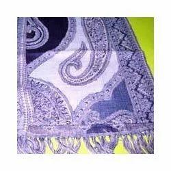 Jamawar羊毛围巾
