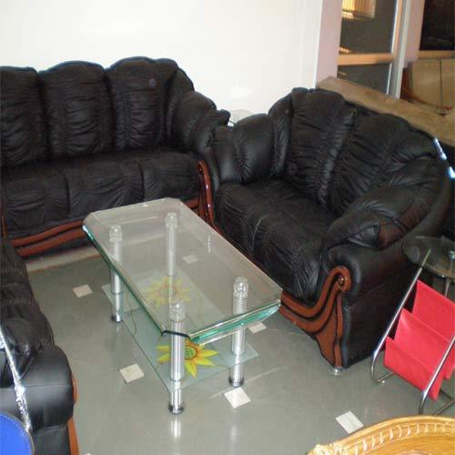 Leather And Velvet 5 Seater Sofa Rs 25000 Unit Northern