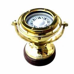Brass Golden Compass