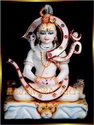 Sitting Shiv Statues