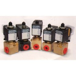 Stainless Steel Direct Acting Midget Solenoid Valves