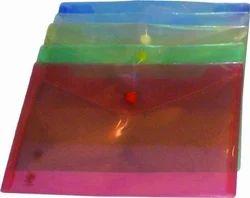 Button Envelope-Transparent Button Bag