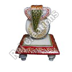 Marble Decorative Ganesh