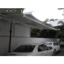 Vehicle Parking Sheds Covered Car Parking Shed Wholesale Trader