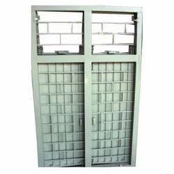 Steel Window Shutter