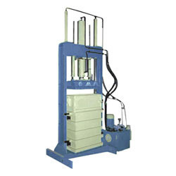 Cloth Bailing Press (75 Tons)