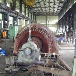 Power Plant Maintenance