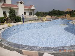 Pool In Farm House