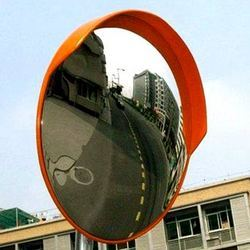 600mm Acrylic Reflector Traffic Convex Mirror, Model Name/Number: 88910, Size: 24