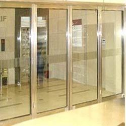 Stainless steel glass doors doors and windows k g n interiors in stainless steel glass doors planetlyrics Choice Image