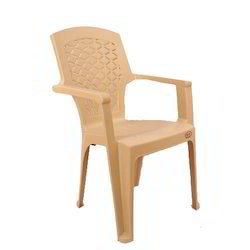 Net Design Plastic Chair