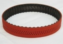 Perforated Coated Belts
