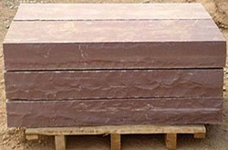 Sandstone (Red Chocolate Mandana Red Steps)