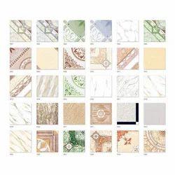 White Glossy Series Floor Tiles